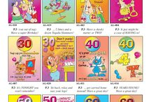 Wholesale Humour Offer / Occasions-Adult Ages-Get Well 32 Code 50's / by Chaz & Dave designs ltd chazanddave.co.uk