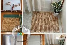 alfombras corcho