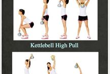 kettle bell  excercises