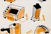 cook book illustrations