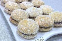 hindistan cevizli sütlü kurabiye