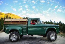 Dodge Pick-Up's