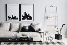 Interior-Shades of Grey & Copper