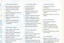 Wedding (checklists)