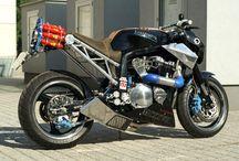 Moto Thresher / Motorcycles & Cars.