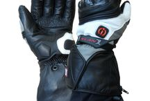 guantes moto calefectable