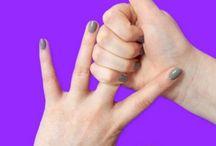 Bienfait des 5 doigts