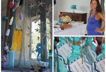 Mermaid Under The Sea Baby Shower / by Malia Palea