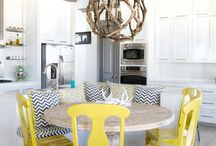 kitchen inspiration / by Sarah Hallums