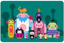 The Illustrated Family / More awesome images and illustrations at www.flickr.com
