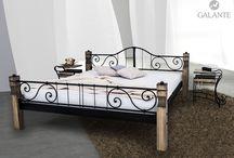 Kovaná postel Lauern / Luxusní kované postele