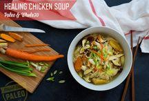 Paleo - soups