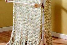 crochet / by Leslie Stuteville