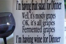 Wine sayings cameo