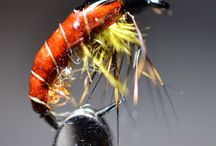 Flies to tie