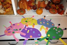 Craft's my Daycare Kids Made  / by Kimberly Bremer