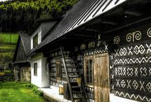 TRADITIONAL SLOVAK STYLE HOUSE
