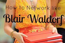 how to be like blair waldorf
