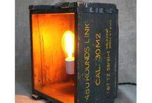 box lamp,laser cut paper