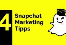 Snapchat Marketing / Snapchat Marketing Tipps & Tricks, Praxibeispiele & Ideen