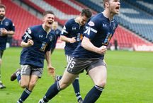 Brechin City 18 Mar 17 / Pictures from the SPFL League One game between Queen's Park and Brechin City. Match played at Hampden Park on Saturday 18 March 2017. The score was 1-1.