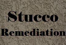 Stucco Remediation  / #StuccoRemediation #Stucco #Remediation #RepairStucco #StuccoRepair #Masonry #GuzzoStucco #PA #NJ #DE