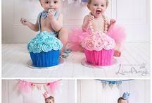 zane & skyler 1st birthday