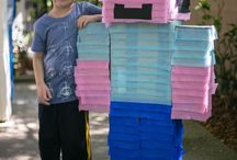 Minecraft / by Teresa Thompson