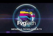 Promo e spot / FvgTech è il nuovo programma TV di Gabriele Gobbo, con Focus sul digital world: novità, futuro, mondo social, informatica e tutto quanto è tecnologia.