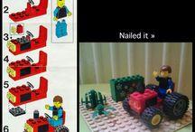 Everything is LEGO / ideas from lego brics