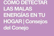 LIMPIAR MALAS ENERGIAS