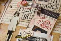 Hobby: Scrapbooking / by S.Michele