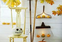 Fall Decorating / by Shawn Keene