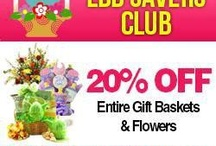 WANT TO SAVE 20% EVERYDAY? / During the month of May you can join our LBB SAVERS CLUB for $9.95 for a WHOLE year and receive 20% discount on all products everyday. As an added bonus you will receive access to La Bella cash back reward Mini Mall where you can shop online with stores like Macy's, Walmart, Target, Old Navy, and many more! / by Hanny's Gift Gallery