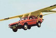 flying car / flying cars