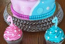 tweeling taart