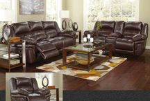 New Furniture / We carry a variety of new furniture by several manufactures.