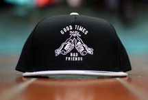 Oh Snap!back / A collection of our favorite snapback hats currently available. / by Tactics