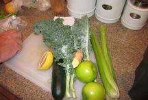 Juicing! / by Angie Dinkins