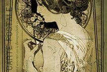 Art - Alphonse Moucha