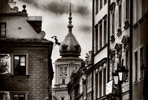 Warsaw / Warsaw - home away from home...