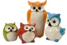CRAFTS - Owls