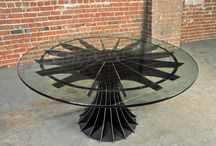 Steampunk tables