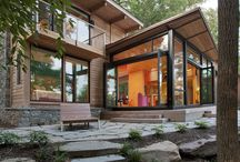 Take2 by McGraw Bagnoli Architects / A modern insertion in Potomac Md