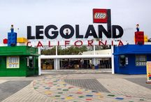 Places to go / I want to go to Legoland California
