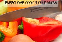 Improving Kitchen Skills