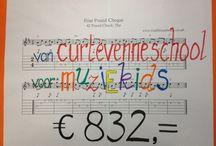acties scholen voor muziekids