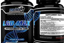 LGD Max by Panther Sports Nutrition