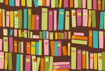 Art & Doodles - Books & Reading / by Heather R