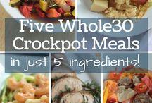 Whole 30 crock pot meals